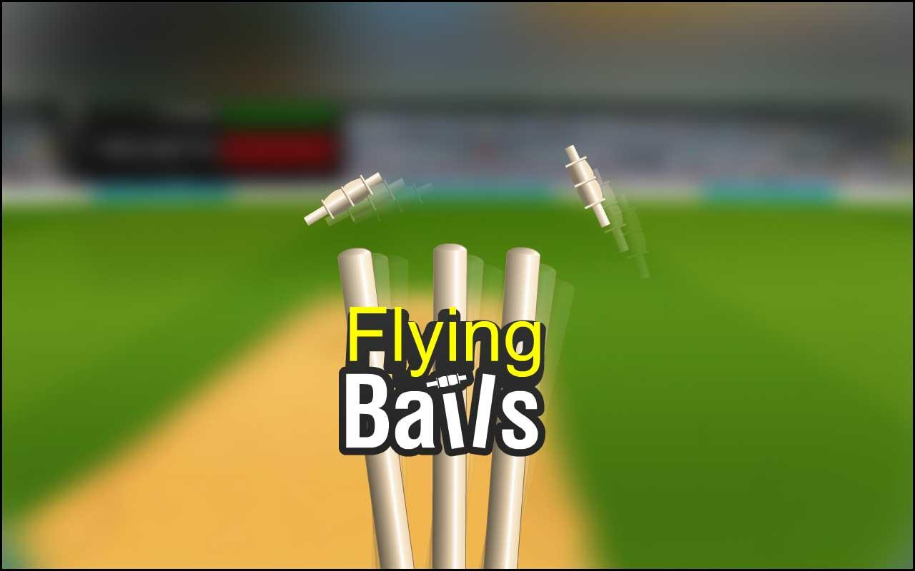flying bails - screenshot