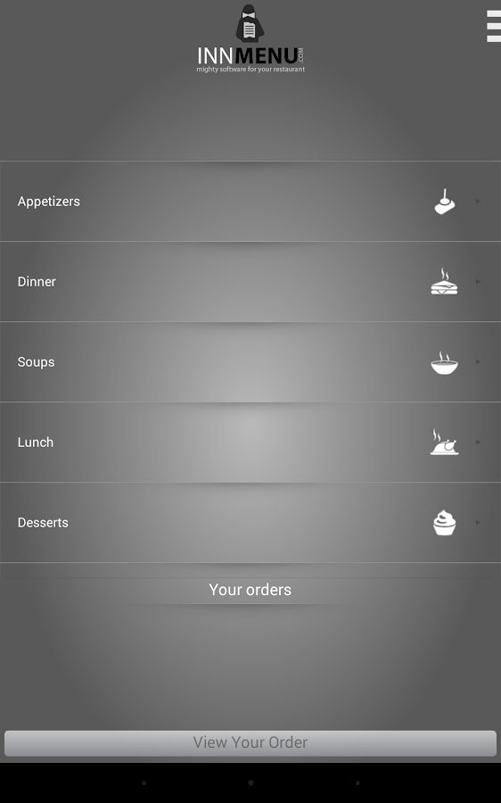 Innmenu free - restaurant menu- screenshot