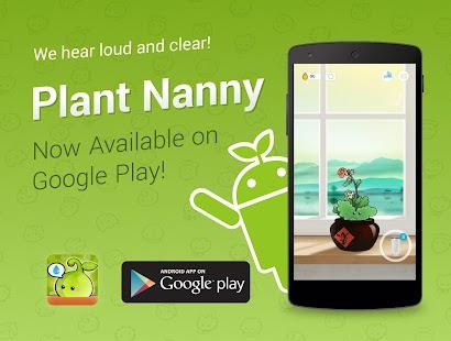 Plant Nanny 植物保姆
