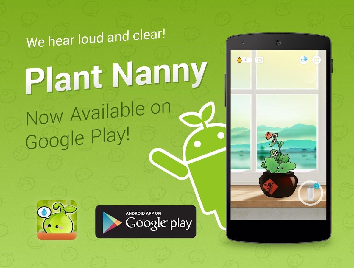 Plant Nanny 植物保姆 - screenshot