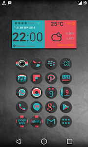 Skystone - Icon Pack v1.0.9