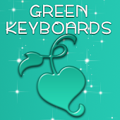 Green Keyboards