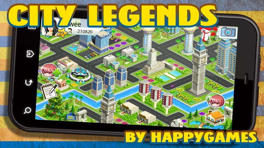 City Legends HD - screenshot