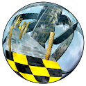 Skyball (3D Racing game) logo