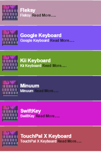 Keyboard Apps For Phone Guide