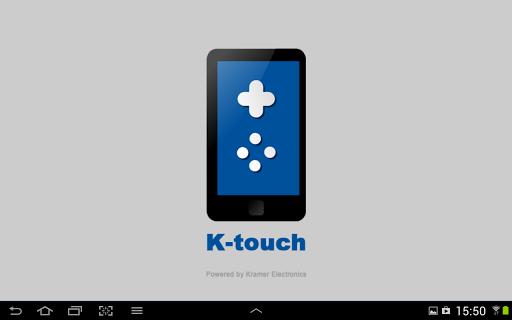 Kramer K-touch App