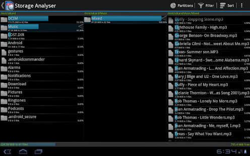 Storage Analyser - screenshot thumbnail