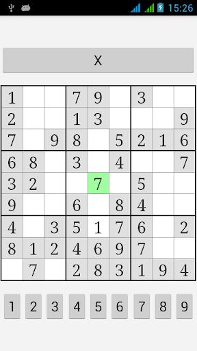 Sudoku-7 Mobile