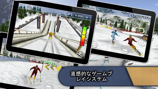 玩體育競技App スキー&スノーボード2013免費 APP試玩