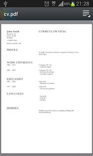 vitae curriculum