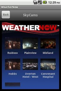 Ron Roberts Weathernow- screenshot thumbnail