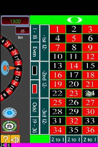 Roulette Time - screenshot