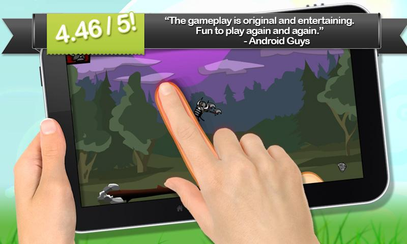 Finger VS Axes- screenshot