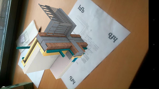 Leidsche Rijn 3D detail