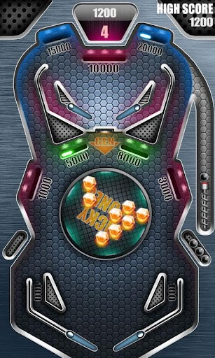 Pinball Pro screenshot for Android