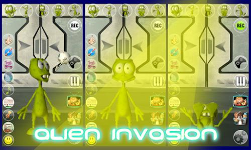 Talking Alan Alien - AdFree v3.8