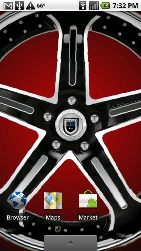 On Dubs GL Live Wallpaper - screenshot