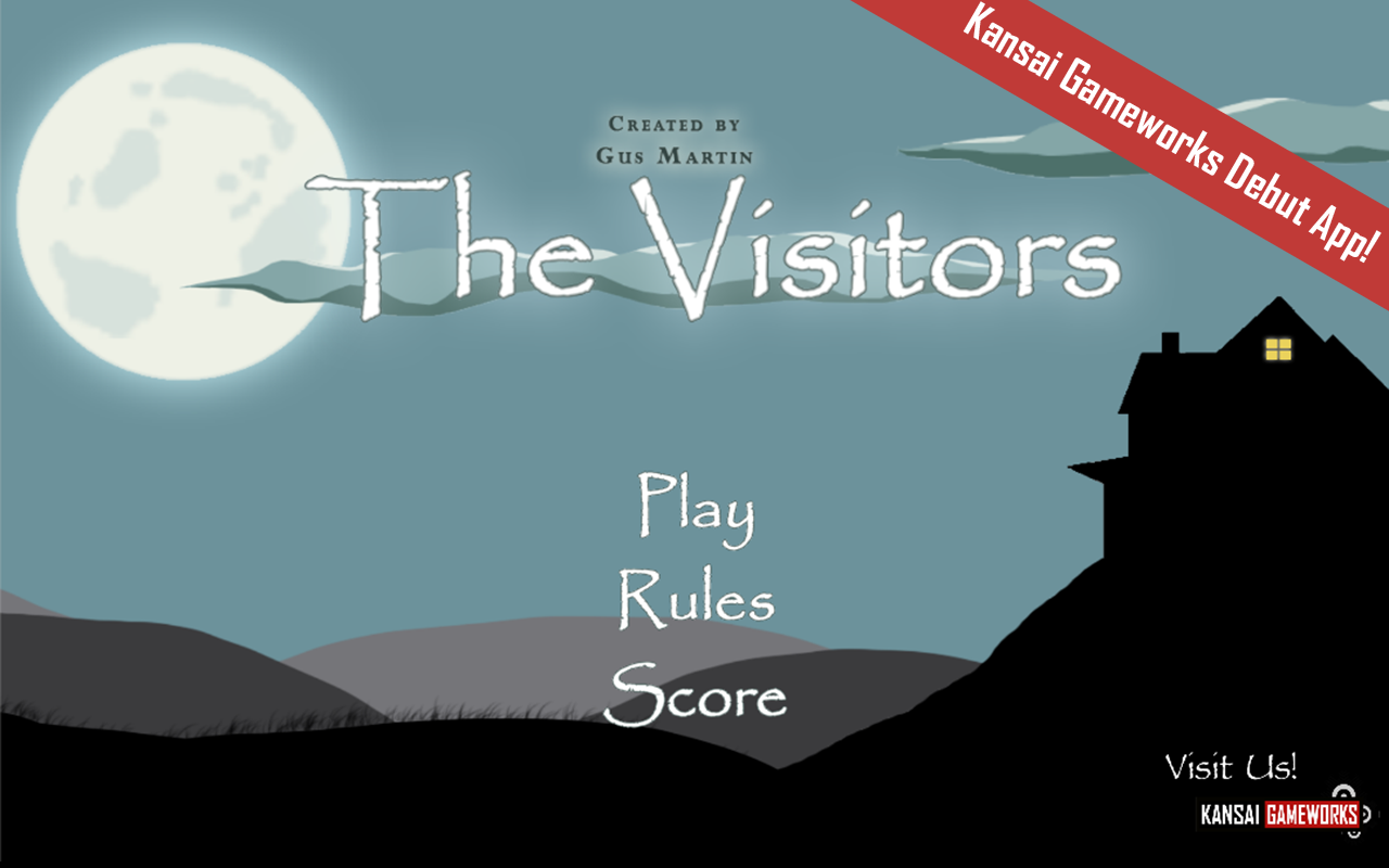 The Visitors - screenshot
