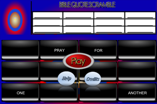 Bible Quote Scramble