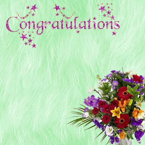 congratulations cards android app screenshot - Congratulations Cards