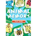 Animal Memory Kids Game logo
