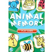 Animal Memory Kids Game