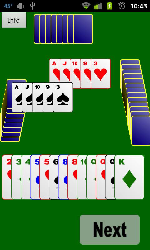 Big Two Poker - screenshot
