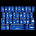 Blue Keyboard Skin icon