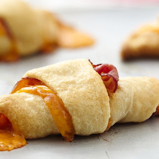 Crescent Roll Appetizers With Ham Recipes.