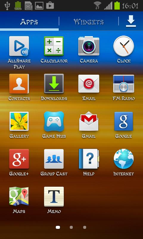 Kanban FlipFont - screenshot