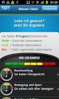 Screenshot of Gesundheit, Männer!