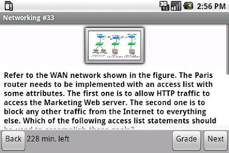 Advanced Networking Exam Prep - screenshot thumbnail