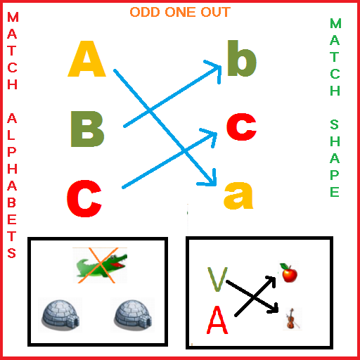 Matching Game:Object & Shapes file APK for Gaming PC/PS3/PS4 Smart TV