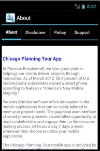Chicago Planning Tour- screenshot thumbnail