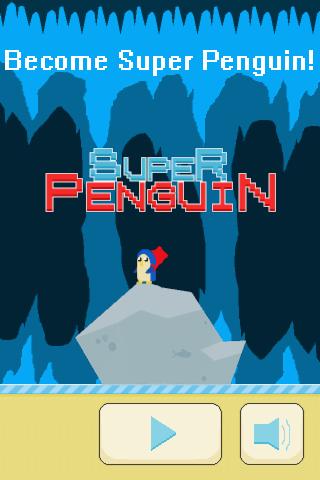 【免費街機App】Super Penguin Dodge-APP點子
