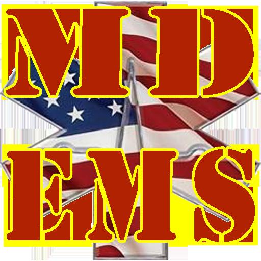 MD EMS Protocols LOGO-APP點子