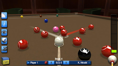 Pro Snooker 2015 1.17 screenshot 193101