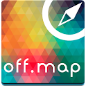 オーランドオフライン地図とガイド icon