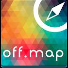 Orlando Offline Karte Führe icon