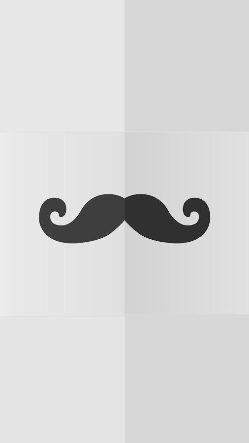 cute mustache wallpapers