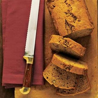 Winter Squash Chai Bread.