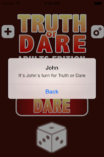 Truth Or Dare - Adult Edition - screenshot thumbnail