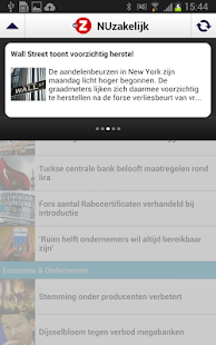 NUzakelijk - screenshot thumbnail