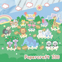 Papercraft ZOO icon