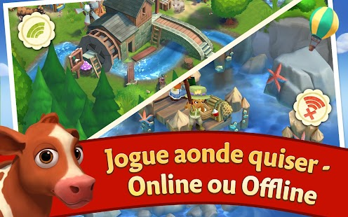FarmVille 2 Aventuras no Campo Screenshot