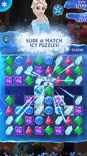 Frozen Free Fall - screenshot thumbnail