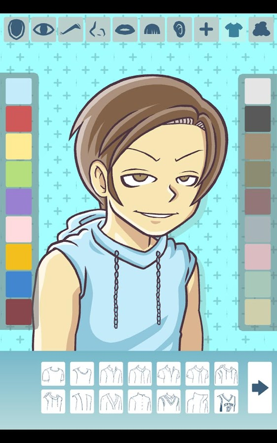 ITS'a ME! Boy Avatar Maker - Android Apps on Google Play