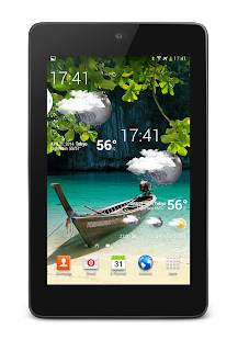 Weather Animated Widgets- screenshot thumbnail