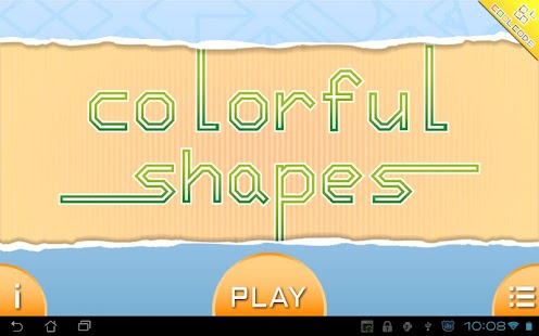 Colorful Shapes Lite - screenshot thumbnail
