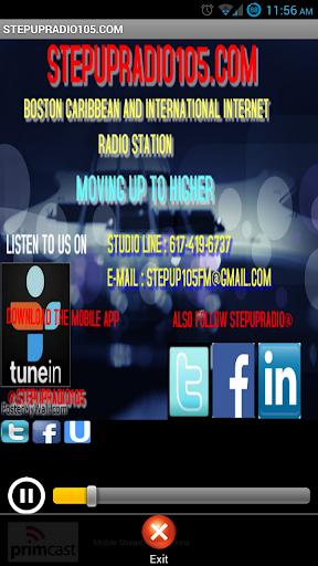 【免費音樂App】STEPUPRADIO105.COM-APP點子